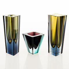 Glass Design, Design Art, Beauty Magic, Art Of Glass, Glass Molds, Nordic Design, Stained Glass Windows, Scandinavian, Objects