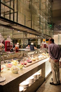 Caesars Bacchanal Buffet (Places to Eat in Vegas).