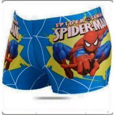 Marvel Spiderman Swim Trunks