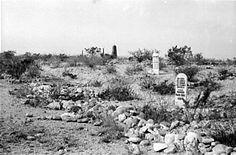 "The Boot Hill graveyard, or ""marble orchard."" This is where we send all the useless content."