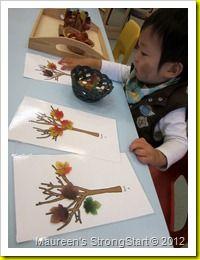 Fall Activities For Toddlers, Autumn Activities, Autumn Theme, Autumn Leaves, Tray, Oct 1, Clip Art, Teaching Ideas