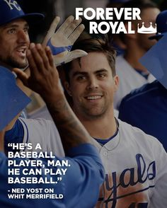 """12.1k Likes, 89 Comments - Kansas City Royals (@kcroyals) on Instagram: """"Yes, yes he can. ⚾️ #ForeverRoyal #Royals"""""""
