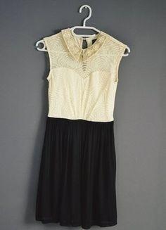 Kup mój przedmiot na #vintedpl http://www.vinted.pl/damska-odziez/krotkie-sukienki/15226262-sukienka-z-koronka