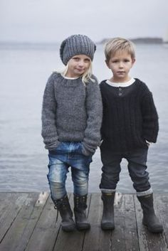 cute for when they're older.