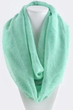 Bling scarf  www.fashiongirlboutik.com