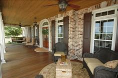 Rustic Porch - Found on Zillow Digs. What do you think?