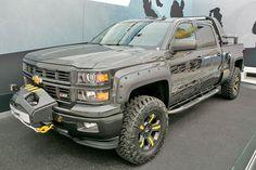 2014 Chevrolet Silverado Black Ops