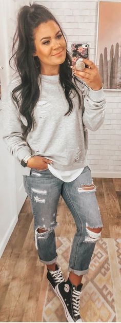 Fall Fashion Outfits, Casual Fall Outfits, Mom Outfits, Fall Winter Outfits, Autumn Winter Fashion, Spring Outfits, Cute Outfits, Jean Overall Outfits, Jersey Outfit