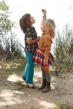 cute kids 1 How cute are these kids outfits? (27 photos)