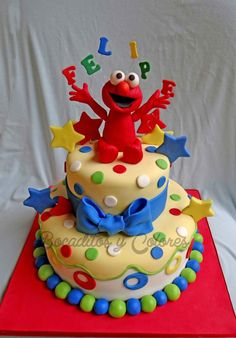 Awesome Cake For Timmys Next Birthday