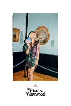 Kate Moss for Vivienne Westwood Spring/Summer 2013 Campaign by Juergen Teller