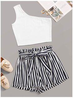 Girls Fashion Clothes, Summer Fashion Outfits, Cute Fashion, Look Fashion, Girl Outfits, Tumblr Outfits, Tween Fashion, 70s Fashion, Modest Fashion