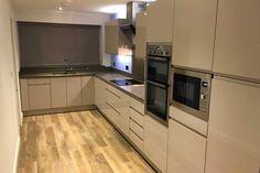 An Innova Luca Gloss Cashmere Kitchen - http://www.diy-kitchens.com/kitchens/luca-gloss-cashmere/details/