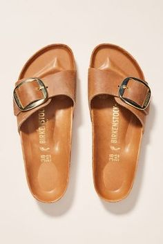 separation shoes 80e1e 3f864 Birkenstock Madrid Sandals