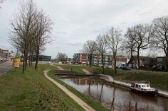 Eerste bootje zomerseizoen aangemeerd in binnenhaven Klazienaveen