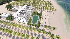 Home - Caban Condos Mexico Beach Villa, Property Development, Semi Detached, White Sand Beach, Condos, Villas, Mexico, The Unit, Ocean
