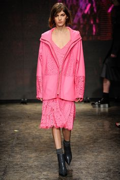 DKNY Fall 2014 Ready-to-Wear - Collection - Gallery - Style.com
