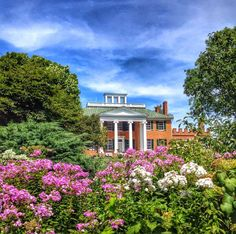 Long Branch Plantation near Winchester VA is working to become the most accessible and cutting-edge historic home in America. The historic s...