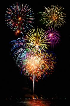 10 best Fourth of July firework displays #Travel #4thofJuly