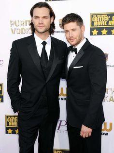 16 Supernaturally Hot Pics of Jensen Ackles and Jared Padalecki : 5. 2014…