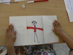 ecoles enfantines - Carte-cadeau pour les papas