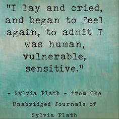 Sylvia Plath | Created 10.7.16/vmb