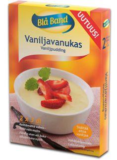 Vaniljavanukas – Blå Band – Blå Band