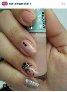 The Art Of Nails, Lace Nails, Paws And Claws, Wedding Nails, Nail Designs, Hair Beauty, Lily, Nail Art, Makeup