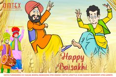 The story of #Baisakhi Festival began with the martyrdom of #GuruTegBahadur. #GuruGobindSingh, his successor called on the historic Baisakhi Day congregation of Sikhs to instill courage and strength to sacrifice among his fellow men.  On this #joyous occasion, may Waheguru accept your good deeds and reward your actions by filling your life with all bounties of nature. #HappyBaisakhi #OmtexFurnishers