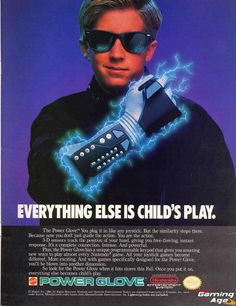 I Love The Power Glove. It's So Bad. | Know Your Meme