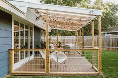 Best Backyard Patio Deck Design Ideas If your house is in dire need of some outdoor space, adding a patio or deck can increase your square foot without robbing your children of their college educations. Each option offers an area… Continue Reading → Design Patio, Backyard Patio Designs, Pergola Designs, Backyard Porch Ideas, Cozy Backyard, Easy Patio Ideas, Back Yard Patio Ideas, Backyard Deck Ideas On A Budget, Backyard Decks