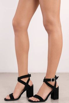 Sitara Suede Open Toe Ankle Strap Heel at Tobi.com  shoptobi   AnklestrapsHeels 4bd6d2c341ff6