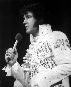 "Elvis Presley ""Aloha, From Hawaii"" satellite broadcast, January 1973"