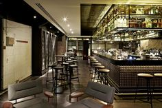 QT Hotel | Nic Graham and Indyk Architects