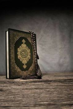 Koran - Holy Book Of Muslims Islamic Images, Islamic Pictures, Islamic Art, Quran Wallpaper, Islamic Wallpaper, Islamic Phrases, Islamic Qoutes, Eid Mubarak Wallpaper, Imam Hussain Wallpapers