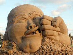 sand sculptures - Google 検索