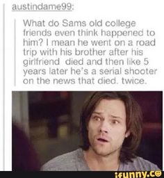 Poor Sammy #needahug