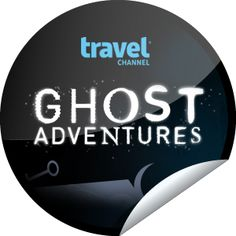 Eyewitness Sticker - Did you have your first spooky sighting? That's your first check-in to Ghost Adventures. Share this one proudly. It's from our friends at Travel Channel.