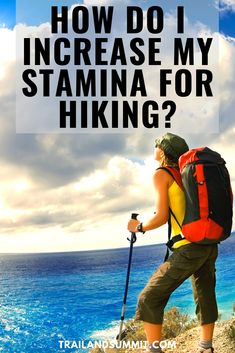 Planning a big trip to the high mountains? Don't know how to train for high altitude while living at sea level? We've got your top tips and advice right here! Backpacking Tips, Hiking Tips, Hiking Checklist, Best Hiking Gear, Hiking With Kids, Camping And Hiking, Hiking Training, Tips Fitness, Hiking Quotes