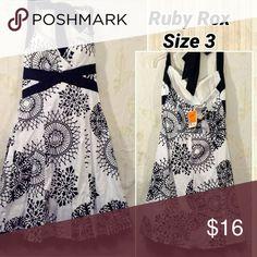 Ruby Rox Dress, Size 3. Ruby Rox Dress, Size 3. NWT Ruby Rox Dresses Midi