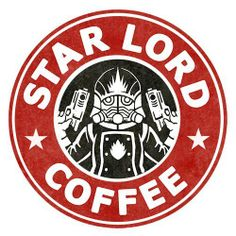 Star Lord Coffee - Guardians of The Galaxy
