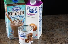 Homemade Coffee Ice Cream & a Chance to Win Keurig Coffee Maker + Year's Supply of International Delight! - Eat at Home