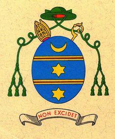 Ecclesiastical Coat of Arms of St. Francis de Sales