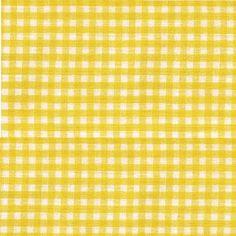 Darker tone of yellow gingham