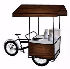 triciclos de carga nuevos,adaptaciones especiales (fábrica)
