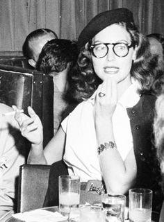 wehadfacesthen:  Ava Gardner, 1940s viamysilverscreendream