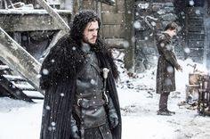 #GOT: Kit Harington comenta futuro de Jon Snow na série