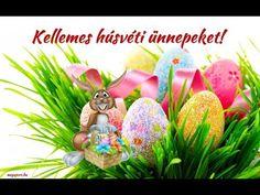 Happy Easter! Kellemes, vidám húsvéti ünnepeket! - YouTube