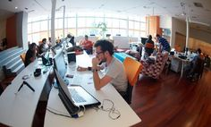 Coworking spaces are on the rise — here's why
