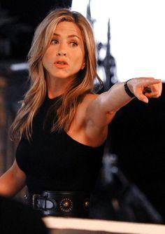 Jennifer Aniston in JENNIFER ANISTON Looks Like Skin And Bones
